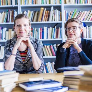 Working at the Tampere University - Researchers and their books